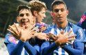 Uzuni shënon golin e katërt në Kroaci