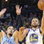 NBA, 10 fitore për Warriors dhe Raptors