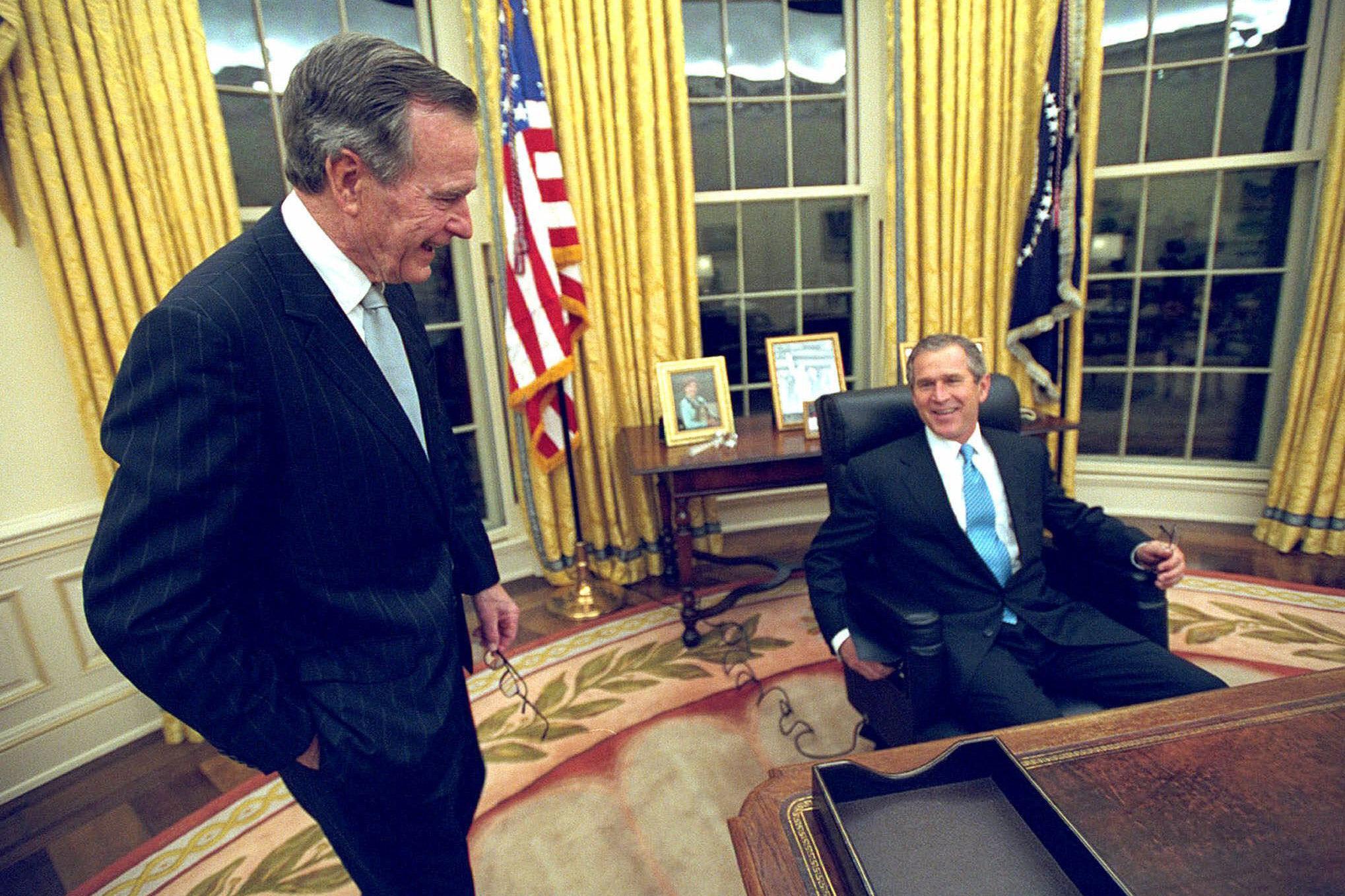 Djali i madh i Xhorxh H. W Bush zgjidhet president