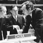 Xhorxh Bush, i dërguari i SHBA në Kinë