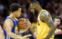 Curry ringren Warriors, LeBron udhëheq Lakers