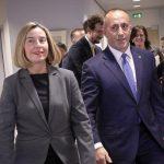 Haradinaj shpjegon arsyet pse u tensionua me Mogherinin