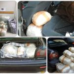 U kapën me drogë në kufi, tre shqiptarë dhe një grek në pranga