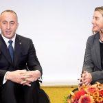 """""""Të hiqet taksa"""", Haradinaj i përgjigjet Mogherinit"""