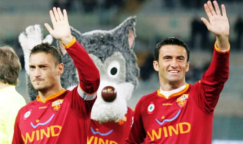 panucci e Totti