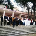 studentet ne gjirokaster