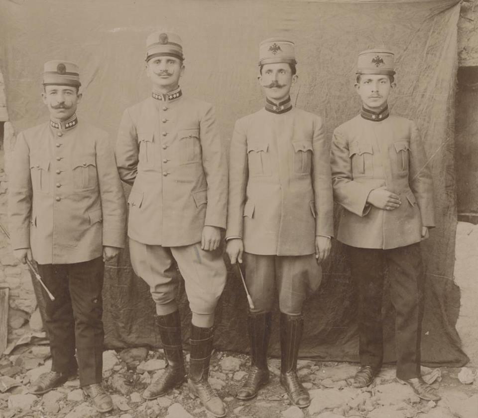 ushtaret ne 1912