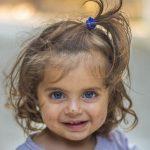 vajza me sy bojeqielli