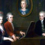 Mozarti dhe kuriozitete