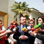 Balla: 'Po' dialogut, nuk negociojmë në kurriz të demokracisë