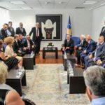 Taksa 100%/ Vetëvendosje-Haradinajt: Nëse e heq bën…