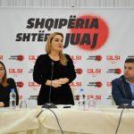 Kryemadhi: Mos hapja e negociatave për Shqipërinë, izolimi i vendit