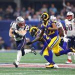 Super Bowl New Orleans Patriots Los Angeles Rams