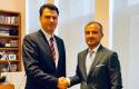 Pas Schutz, edhe ambasadori i BE-së takim me Bashën