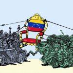Venezuela, tanimë një luftë globale për pushtet