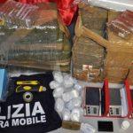 Mega-operacioni shkatërroi 4 grupe kriminale, fotot e shqiptarëve të arrestuar