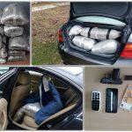Kapet në kufi me 77 kg drogë, arrestohet shtetasi grek