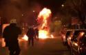Selanik/ Trazira dhe bomba molotov pranë konsullatës turke