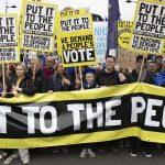 Britani/ Marshimi më i madh në histori, kërkohet referendum