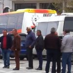 Protesta gjirokaster-konica.al