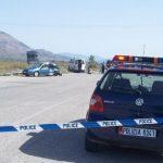 Aksident me pasojë plagosjen në Korçë