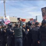 Protestuan në Fier, shoqërohen 50 persona