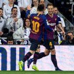 Triumfon Barcelona, rekorde ndaj Real Madrid