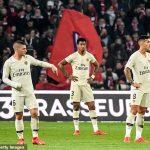 Shtyhet festa e titullit, Lille 'shemb' PSG-në