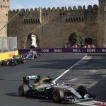 Mercedez sundon në Baku, zhgënjen Ferrari