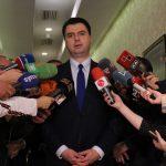 """""""Betejë për jetë a vdekje"""", Basha del me një apel për shqiptarët në Evropë"""