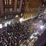 Beograd/ Nis protesta më e madhe kundër Vuçiç