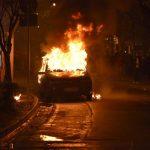 makina e djegur