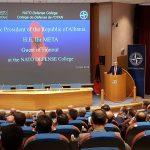 Kolegji i Mbrojtjes së NATO-s/ Meta: Shqipëria gati të marrë përgjegjësitë!