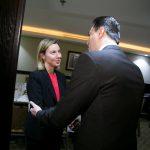 """'Optimiste për negociatat', Basha """"sulmon"""" Mogherinin nga Pogradeci"""