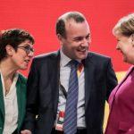 Manfred Weber, pse i preferuari i Merkelit?