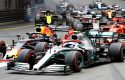 Mercedez sundon në Monaco