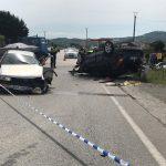 Aksident i rëndë në Elbasan, humb jetën një grua