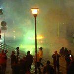 Hidhen bomba molotov/ Meta: Evitoni dhunën dhe distancë nga institucionet