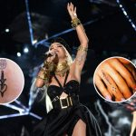 Rita Ora, çfarë tatuazhesh të reja i shton trupit të saj?