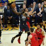 NBA/ Warriors triumfojnë me përmbysje ndaj Portland