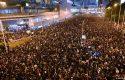Hong-Kong, numri i protestuesve shkon në 2 milionë