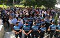 FNSH 'zbarkon' në Kavajë, rrethon Bashkinë