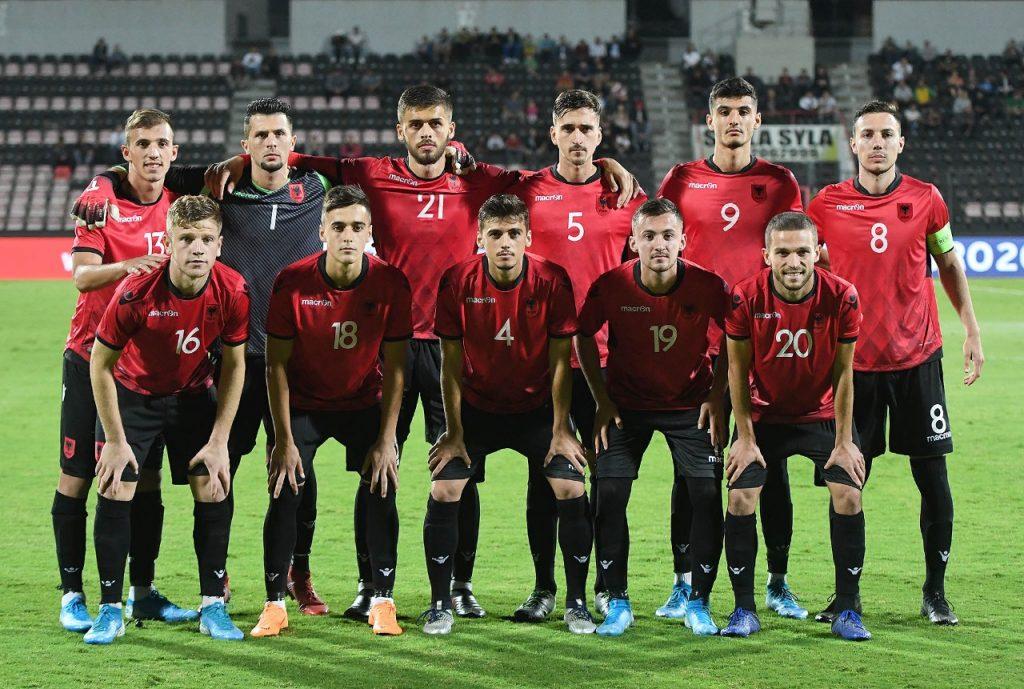 U21 Shqiperi-Kosove