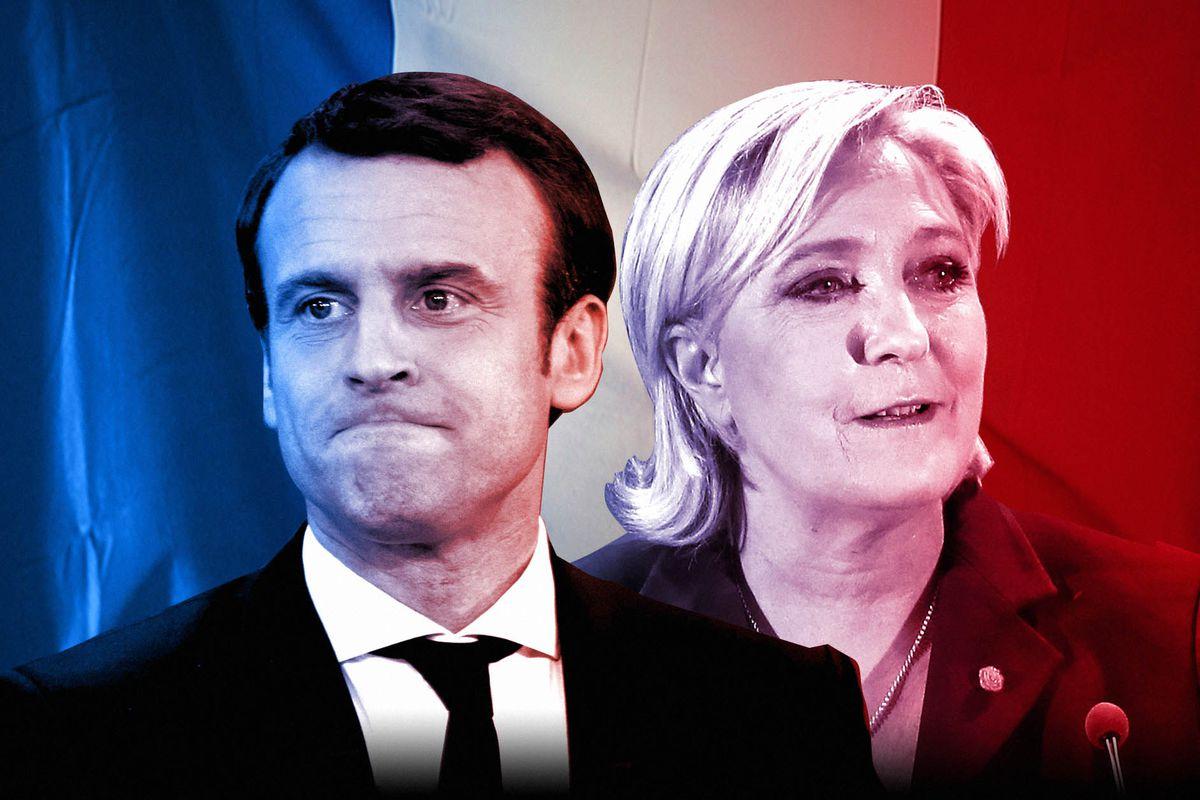 French election macron lepen.0 1