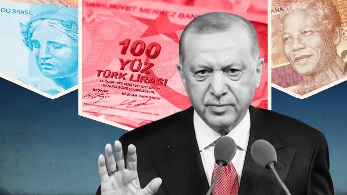 erdogan investoret politika monetare