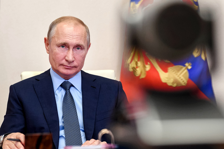 Putin cyber Russia USAID hack