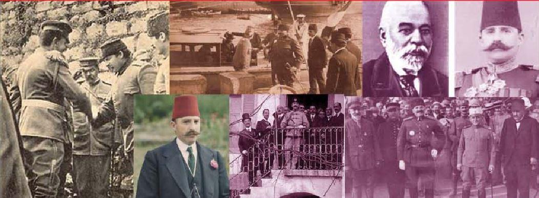 Ismail Qemali Esat Pasha