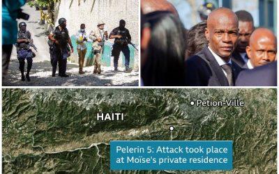 presidenti haitit